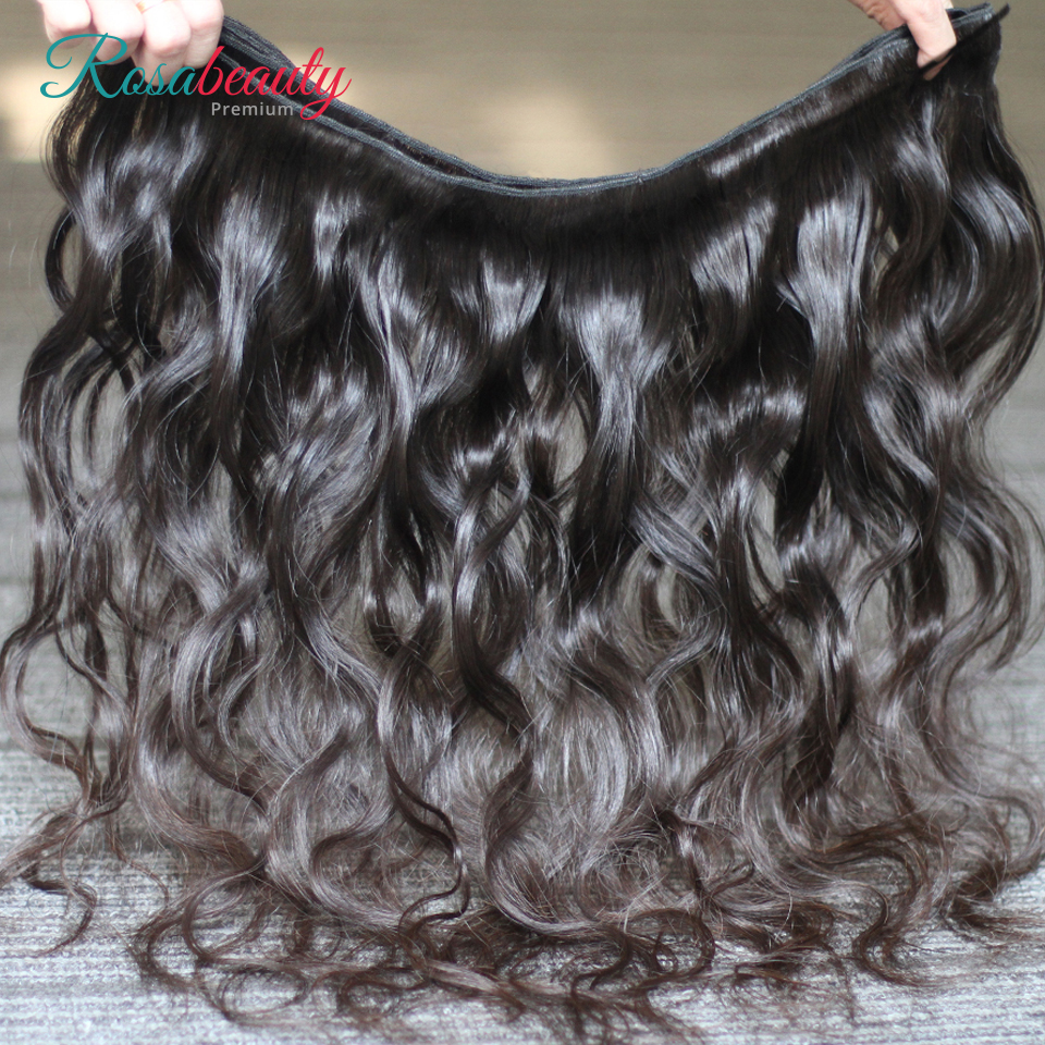 [Rosabeauty] OneCut Hair Wholesales Body Wave 8-28 30 32inch H Brazilian Raw Virgin Unprocessed Hair Natural Color 100% Human Hair Weaving 10 Bundles Deal