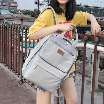 Preppy Style Fashion Women School Bags Brand Travel Backpack For Girls Teenagers Stylish Laptop Bag Rucksack girl schoolbag brand fashion backpack women shoulder bag school bags for teenager girls casual laptop backpack school travel mochila rucksack