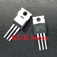 цена на Real 100% Original NEW IRF9540N  IRF9540  IRF9540NPBF Power MOSFET -100V -23A TO-220 10PCS/LOT