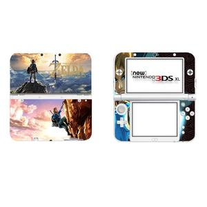 Image 4 - The Legend of Zelda Full Cover Decal Skin Sticker for NEW 3DS XL Skins Stickers for NEW 3DS LL Vinyl Protector Skin Sticker