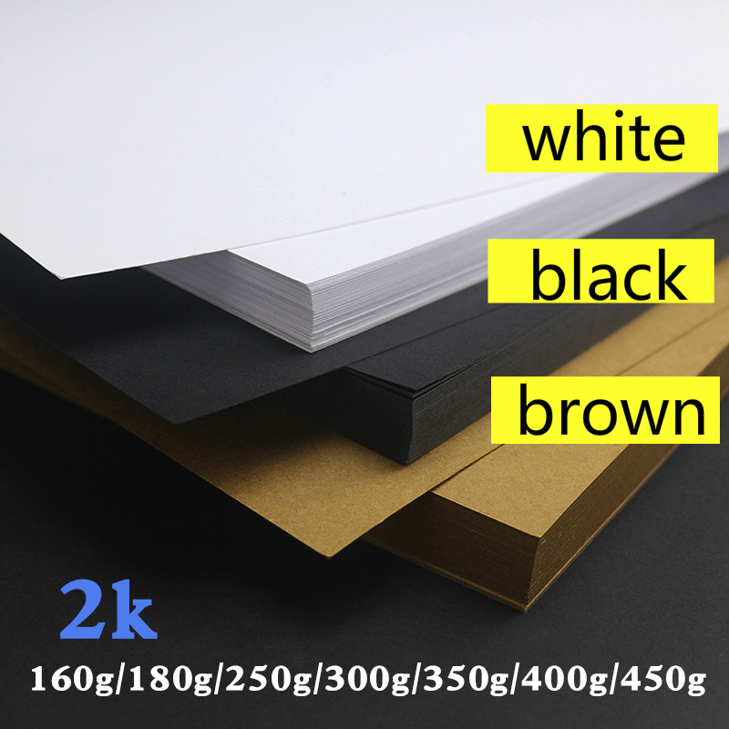 30 QUALITY SHEETS A4 WHITE CARD 150gsm Thick Blank Plain Card Making Art Craft