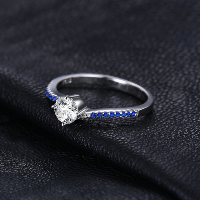Eternity Sterling Silver Ring