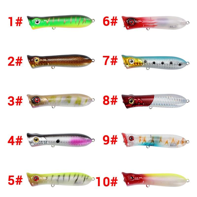 Купить 1 шт искусственная приманка pesca 8 см 114 г рыболовные снасти