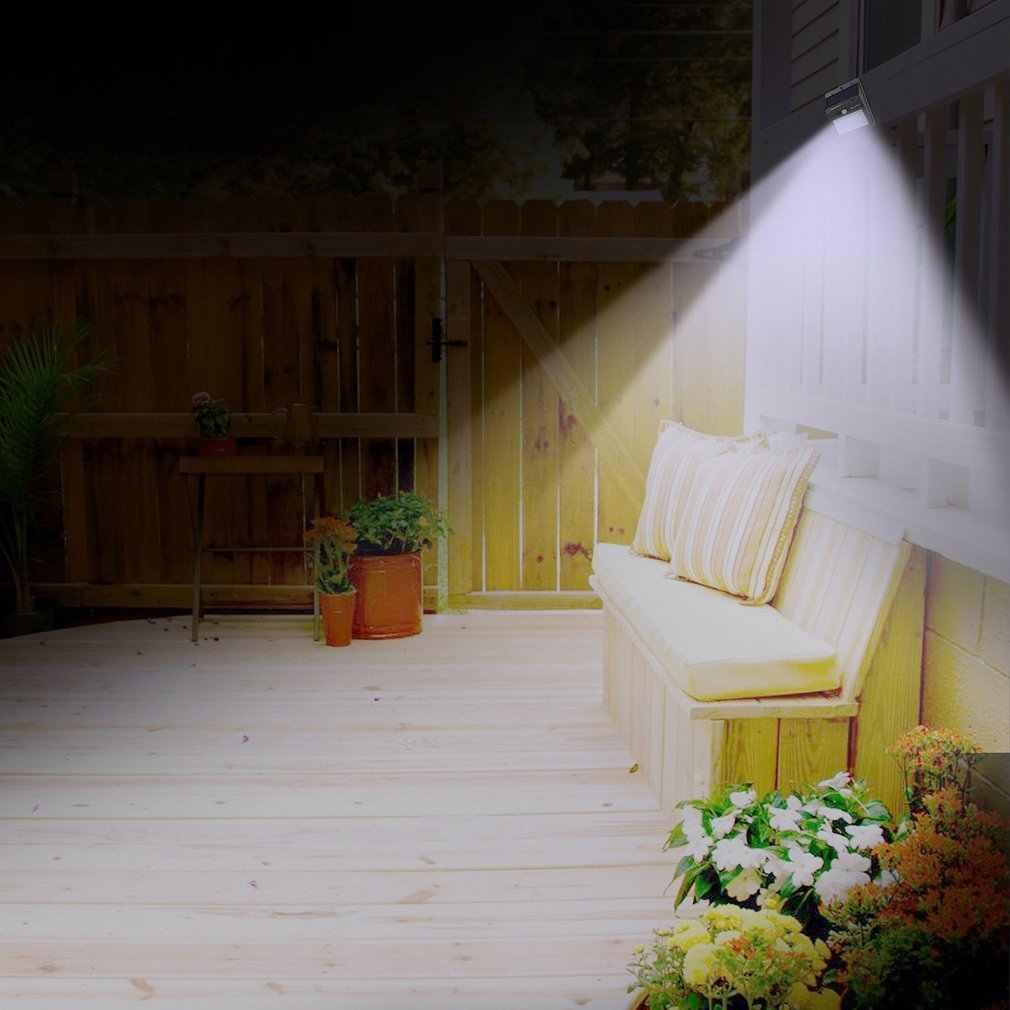 2 قطعة/المجموعة 20 LED أضواء الشمسية محس حركة إضاءة جدارية خارجية حديقة مصباح للفناء مقاوم للماء في الهواء الطلق مقاوم للماء ضوء