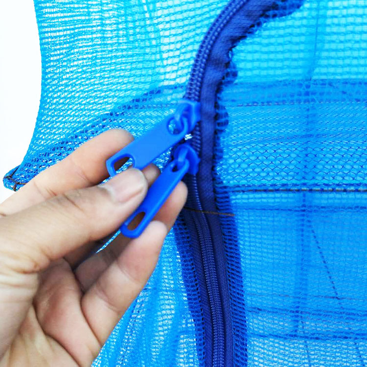Foldable Fish Drying Net Drying Mesh Dried Cage Sun Fishnet Fly-Proof Network & Vegetable Dry Network