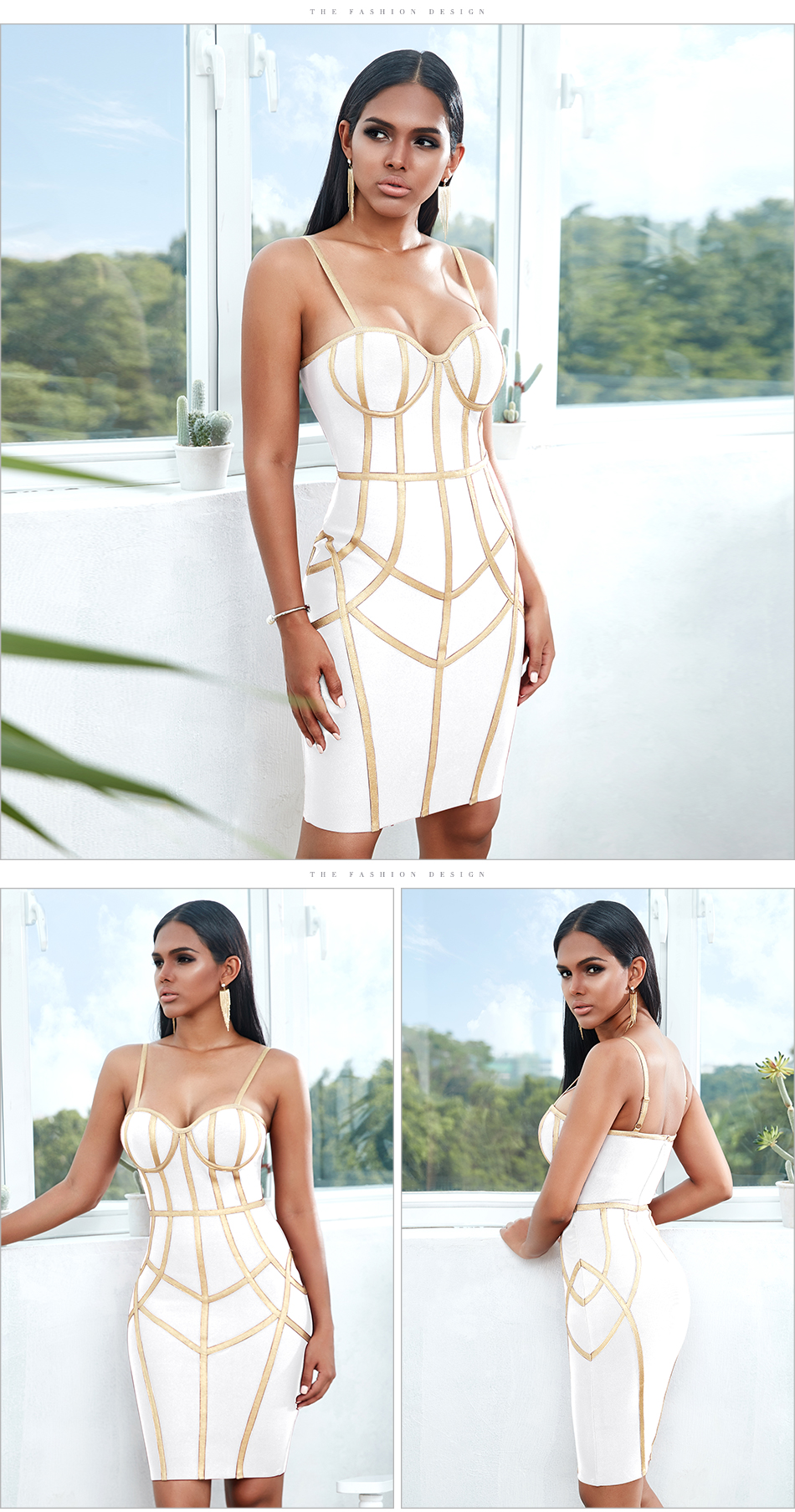 H0608dc70561440aca72e40bbd970a776u - Adyce New Summer Bodycon Bandage Dress Women Vestido Sexy Spaghetti Strap Sleeveless Club Hot Celebrity Evening Party Dress