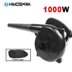 1000W 220V elektryczny odpylacz ręczny do komputerowej suszarki do włosów  odpylacz domowy  dmuchawa o dużej mocy