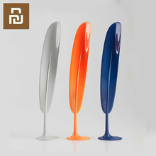 Xiaomi Mijia YIYOHOME Feather Professional ช้อนฮอร์น Shape Shoehorn Lifter ยืดหยุ่นยืดหยุ่นลื่นใหม่ออกแบบแปลกใหม่