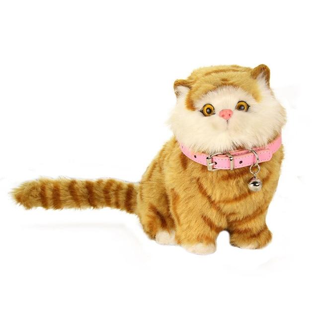 Cuir petit chien chat collier avec cloche sécurité réglable chat chaton sangles chiot colliers Chihuahua colliers fournitures pour animaux de compagnie