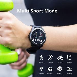 Image 3 - SENBONO S08Plus IP68 עמיד למים גשש כושר קצב לב צג Bluetooth smartwatch גברים נשים ספורט חכם להקה