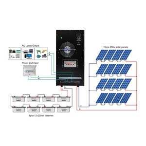 solar inverter 10 kw off grid power inverter 10KW for solar system