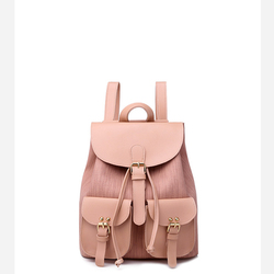 Women Leather Big Backpack Fashion Backpack Designers Brand Large Capacity Tassel HighQuality Pu Leather Studentbag School Bags