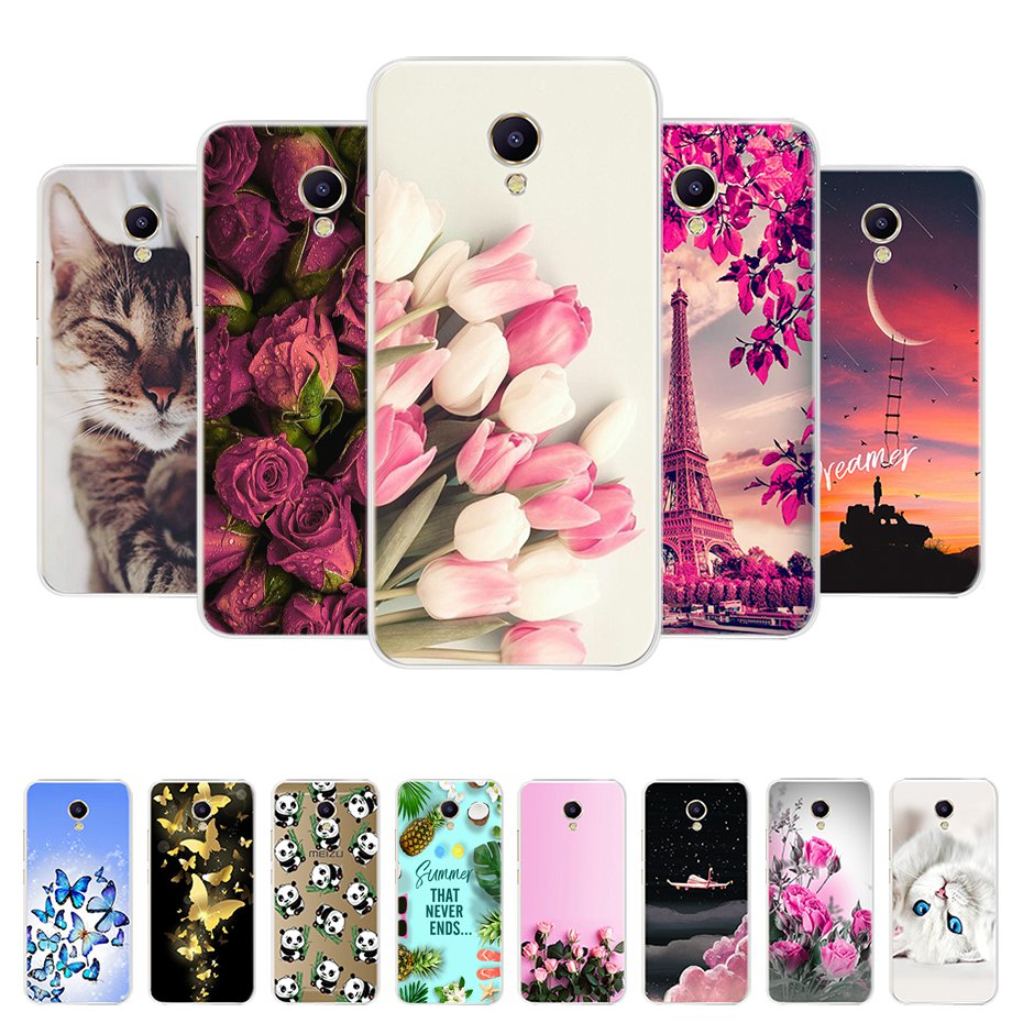 For <font><b>Meizu</b></font> M5 M3 Note Case <font><b>Cover</b></font> Soft TPU Capas <font><b>Back</b></font> <font><b>Cover</b></font> For <font><b>Meizu</b></font> M3 <font><b>M3S</b></font> M5 A5 M5C M5S Mini Phone Case Silicone Bumper Fundas image