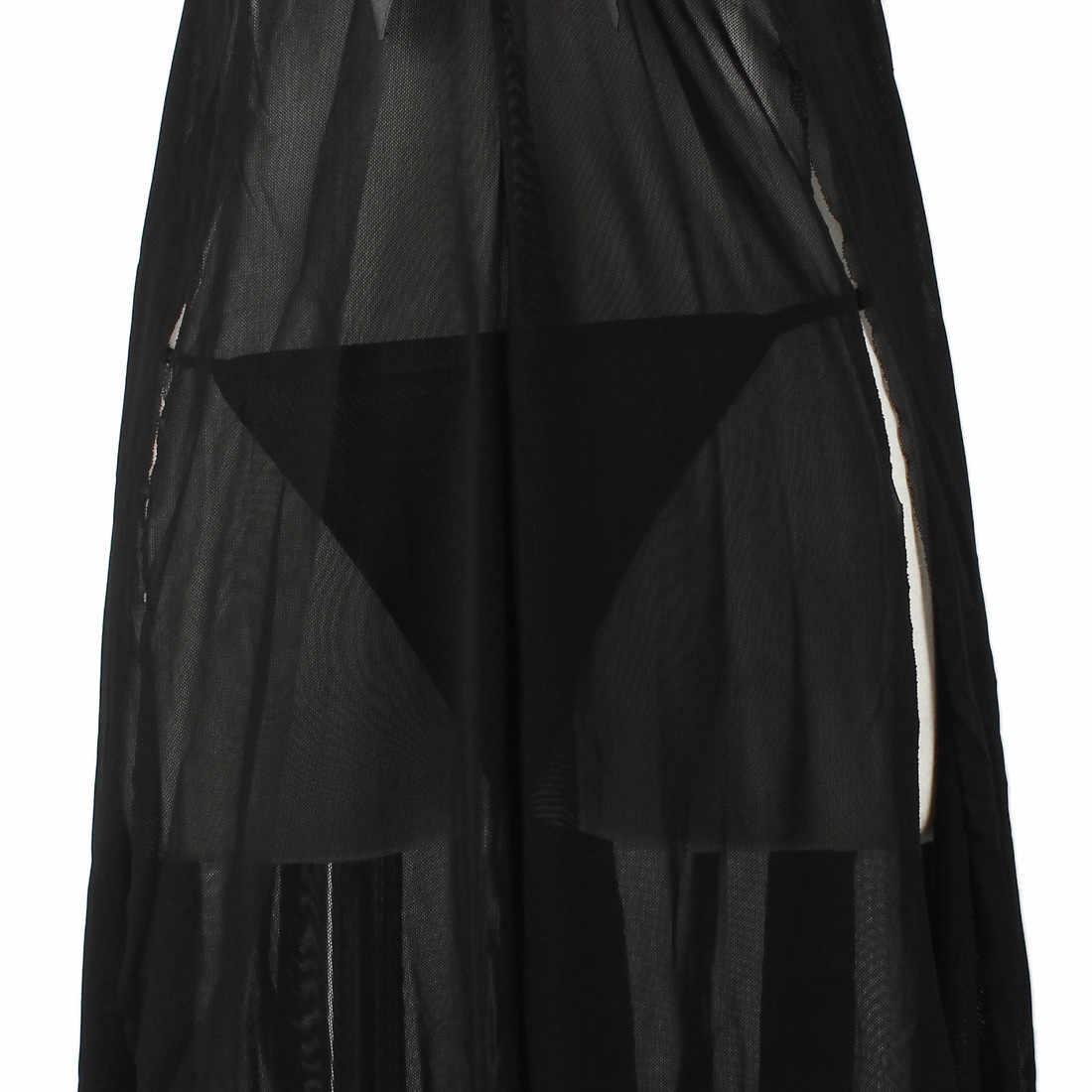 TELOTUNY Baru Sexy Pakaian Dalam Wanita Pakaian Dalam Baju Tidur Renda Gaun G-string Baju Tidur Set Satu Potong Transparan Bodysuit Suit 1101