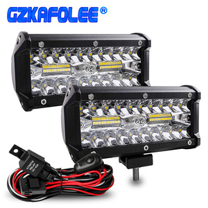 70W led bar Led car headlight
