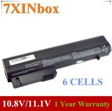 7 xinbox 10.8 v 412779-001 412789-001 bateria do portátil para o caderno 2400 nc2400 nc2510 elitebook 2510p 2530p 2540 p 2533 t de hp