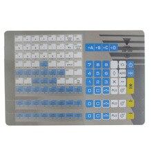 5 pçs/lote nova versão inglês teclado filme para digi sm300 SM 300 varejo escala eletrônica