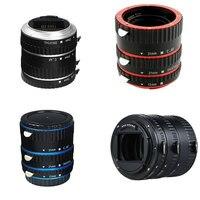 Переходное крепление для объектива с автофокусом AF макро Удлинительное Кольцо для Canon EF-S объектив T5i T4i T3i T2i 100D 60D 70D 550D 600D 6D 7D объектив