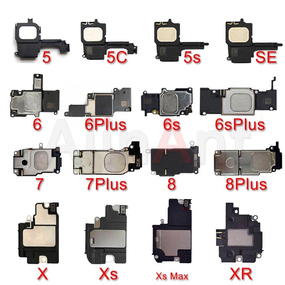 Original Loudspeaker Flex For IPhone 6 6s 7 Plus X XR 5 5S SE 5C 6G 7G Loud Speaker Sound Buzzer Ringer Flex Cable Replacement