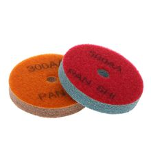 Polishing-Pad Grinding Floor Sponge Clean-Stone-Disc Marble Concrete Diamond Abrasive