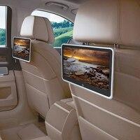 10.1 inch Car Headrest Monitor Auto Multimedia MP4 MP5 Video Player TFT HD LCD Display Touch Screen 1024x600 bluetooth/USB/FM