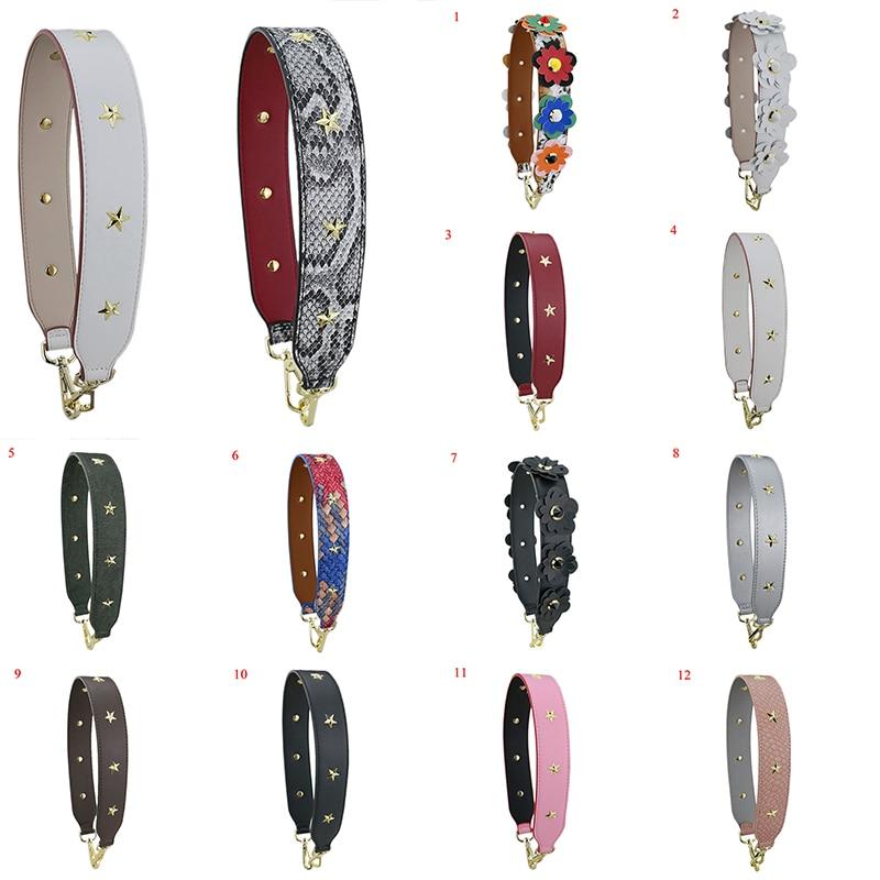 Сумка на ремне через плечо, кожаная ручная сумка, запчасти, аксессуары для замены, Женский Топ, широкий ремень, сумочка, ручки для сумок