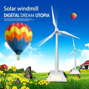Solar Powered Windmills Model