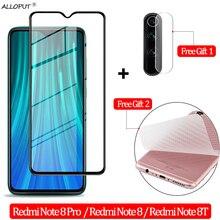 360 Glass For Remi Note 8 T 8Pro Tempered Glass Xiaomi-Redmi-Note-8-Pro Screen Protector redmi note 8 t 8t note-8-pro Glass Film