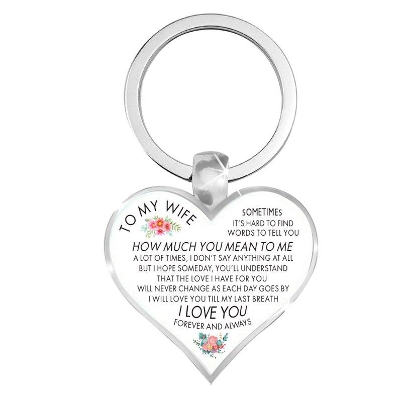 keychain to wife 2