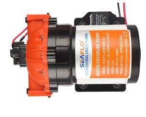 Image 5 - SEAFLO Bewässerung Pumpe 12v Wasserpumpe Membran 7,0 GPM 60PSI Wasserpumpe Garten Brunnen Hydrokultur