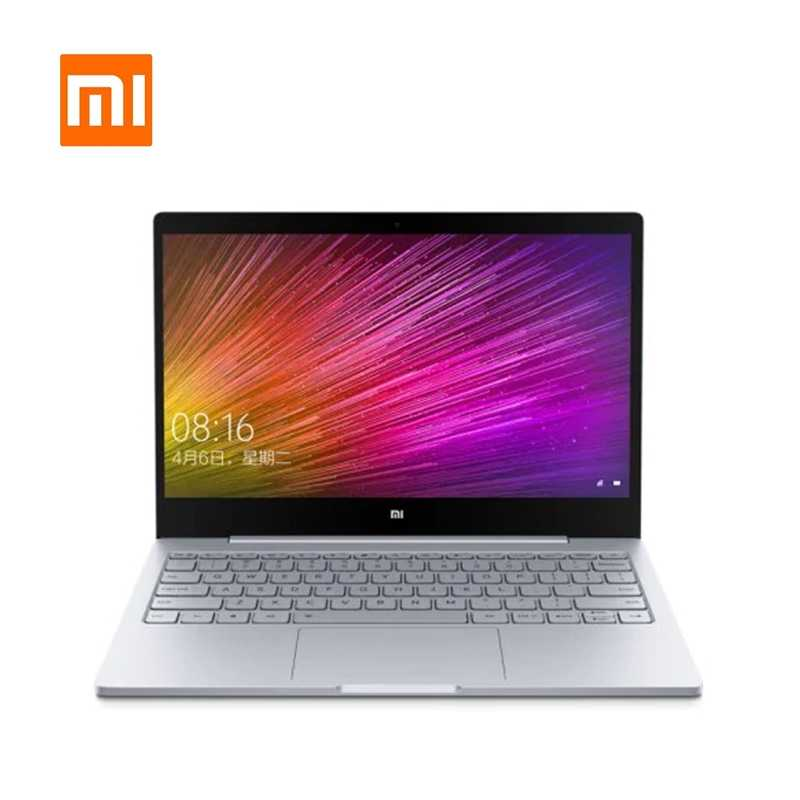 Xiao mi mi notebook air Laptop 12.5 cala intel core M3-8100Y Win10 4GB RAM 128GB SSD grafika intel HD 615 Bluetooth 4.1 HD mi