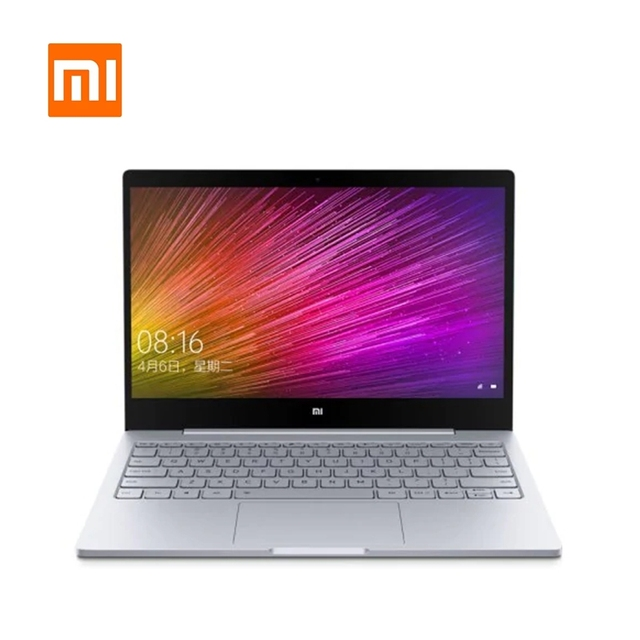 Xiaomi Mi ноутбук Air ноутбук 12,5 дюймов Intel Core M3 8100Y Win10 4 Гб RAM 128 Гб SSD Intel HD Graphics 615 Bluetooth 4,1 HDMI