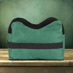 Support non rempli de sac de repos arrière avant de Sport portatif