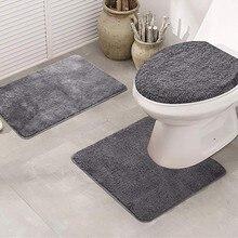 3 sztuk łazienka prysznic woda absorpcji dywan antypoślizgowe ryby skala zestaw mat do kąpieli kuchnia wc dywany maty podłogowe dywan wycieraczki wystrój