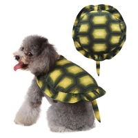 Dog Halloween Cosplay Costume, Pet Tortoise Clothes For Puppy, Funny Party Dress Up Accessories aa