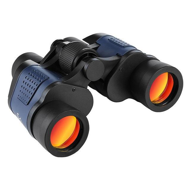 High Clarity Telescope 60X60 Binoculars Hd 10000M High Power For Outdoor Hunting Optical Lll Night Vision binocular Fixed Zoom 4