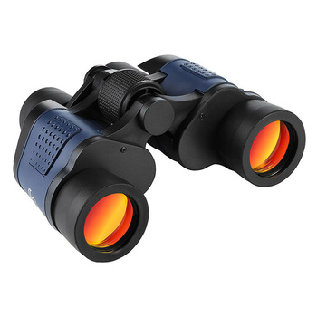 High Clarity Binoculars and Telescope with Night Vision Multilayer Broadband Coating and BAK4 Prism