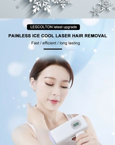 Image 2 - Lescolton 4in1 ICECOOL IPL Epilator Laser Hair Removal Machine Laser Epilator Hair Removal Permanent Electric depilador a laser