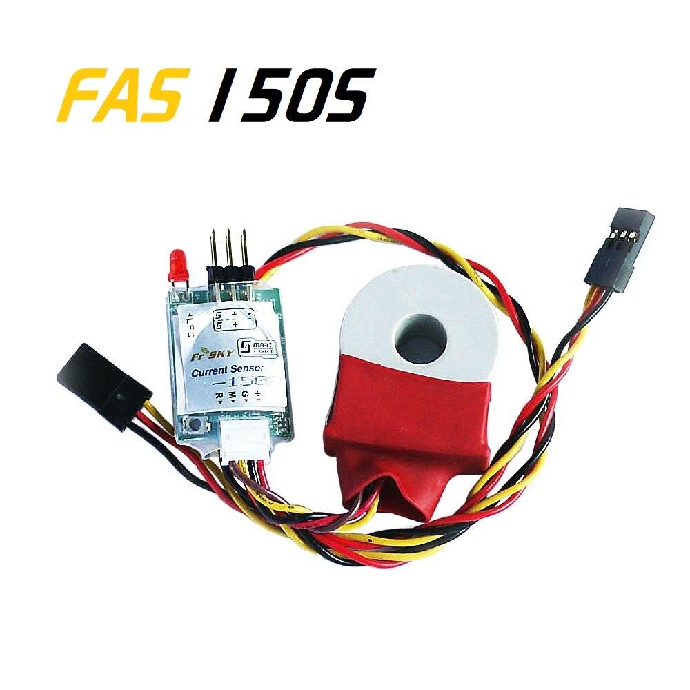 FAS-150S de capteur d'ampère de courant du Port intelligent 150A de FrSky pour la pièce d'avion de batterie d'esc de PDB