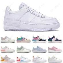 Chaussures de course à plateforme pour homme et femme, blanc, ivoire, classique, noir, baskets de sport pour skateboard
