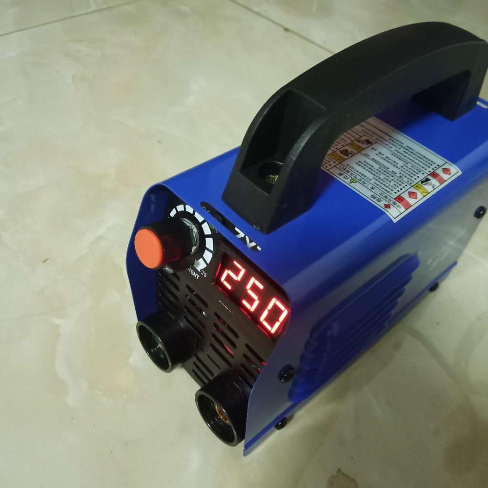 Image 2 - 220V 250A High Quality cheap and portable welder Inverter Welding Machines ZX7 250Arc Welders   - AliExpress