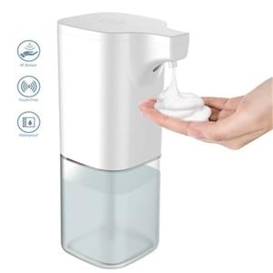 Image 4 - Tự động Xốp Hộp Đựng Thông Minh Cảm Ứng Bọt Chất Lỏng Bình Đựng Xà Phòng Cảm Biến Thông Minh Bằng Tay Xà phòng Touchless