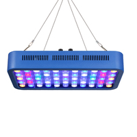 165W Aquarium Light LED Lamp Color Red,Blue, Ideal For All Kinds Of Water Grass, Coral,Fish At All Growth Stages.