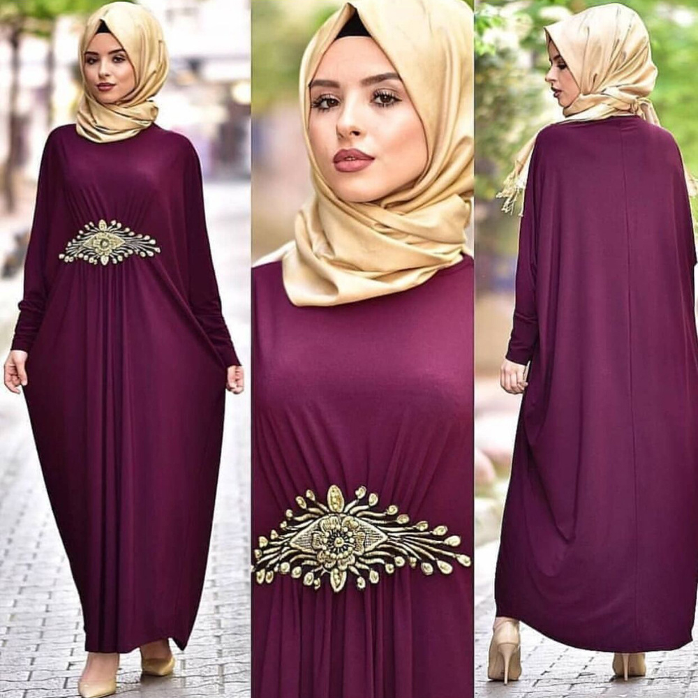 Malaysia Muslim Hijab Dress Dubai Abaya Turkish Pakistan Caftan Moroccan Kaftan Hijab Evening Dresses Djelaba Islamic Clothing