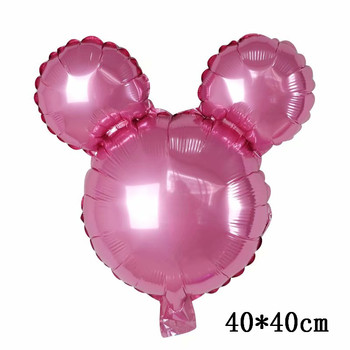 Giant Mickey Minnie Mouse Balloons Disney cartoon Foil Balloon Baby Shower Birthday Party Decorations Kids Classic Toys Gifts 22