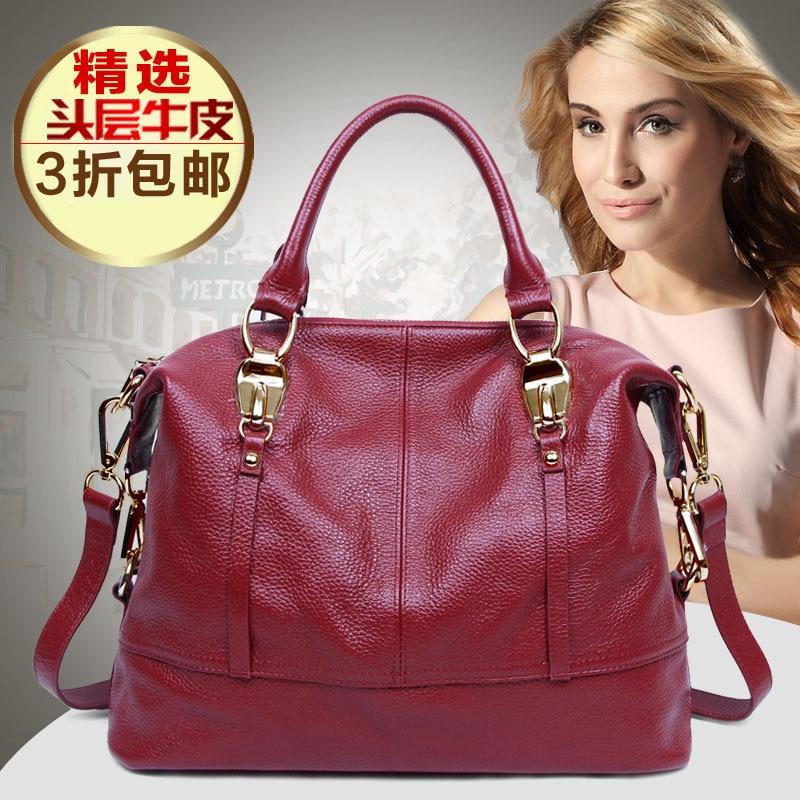 New  Women's  Bags Hand Bag Mass Fashion Women's Shoulder Bag