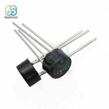 5 шт./лот 2W10 2A 1000 В диодный мост выпрямителя силовой выпрямительный диод электронные Компоненты