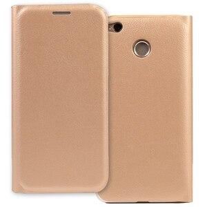 Image 5 - Flip cüzdan deri telefon kılıfı için Xiaomi Redmi 4X kapak Xiomi redmi4x 4 X küresel sürüm kredi kartı ile cep yuvası kapakları
