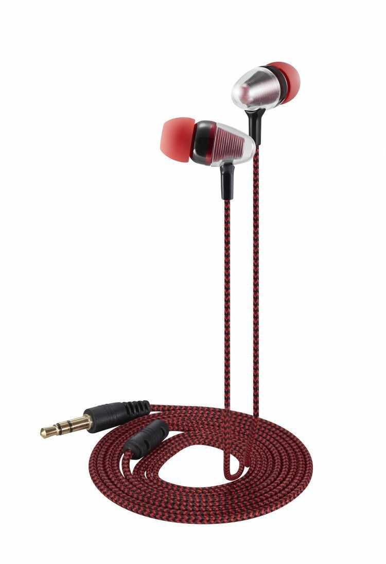 2019 nowy przewodowy zestaw słuchawkowy słuchawki douszne słuchawki douszne bez mikrofonu dla Xiaomi Huawei Samsung Iphone 6s super bas 3.5mm Jack