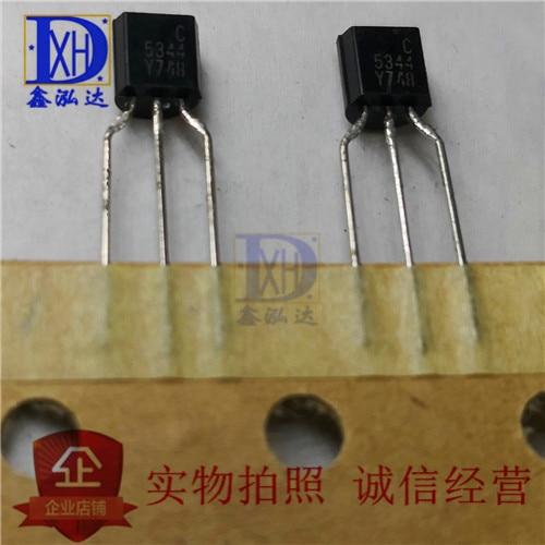 10 шт./лот 2SC5344 C5344 npn power New + оригинальный Триод TO-92 прямая покупка